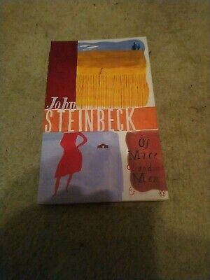 Of Mice And Men (Steinbeck  Essentials ) By John Steinbeck Paperback Book  • 1.49£