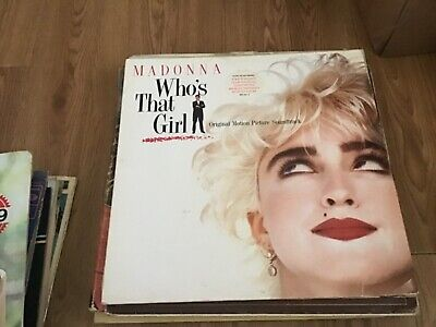 Madonna - Who's That Girl LP  • 0.99£