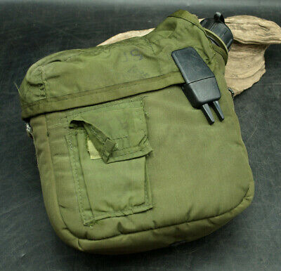 $ CDN21.71 • Buy US Military 2 Qt Collapsible Water Canteen And Cover With Sling 1984 (P41)