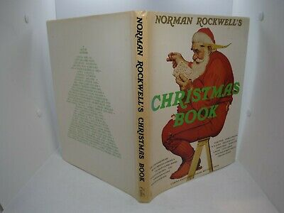 $ CDN18.20 • Buy Norman Rockwell's Christmas Book, 1977, Hardcover, Reprint Edition, Very Good