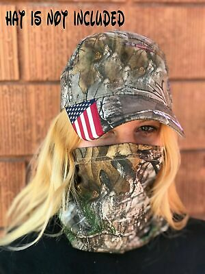 $4.99 • Buy Realtree Face Mask Tactical Military Army Camo Camouflage HUNTING Balaclava 1PC
