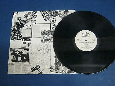 RECORD ALBUM THE THREE JOHNS THE DEATH OF EVERYTHING & MORE No Sleeve 8397 • 3.89£