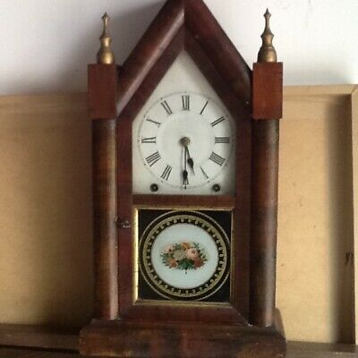 Antique American Mantle Clock Great Condition • 44£