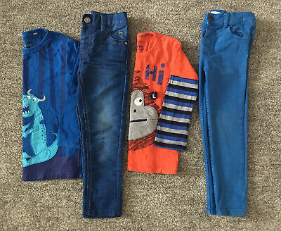 Boys Blue Zoo Clothing Bundle Outfits Age 3-4 Years  • 1.04£