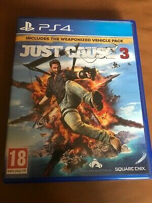 Just Cause 3 PS4 • 3£