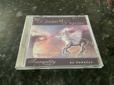 Llewellyn - Tranquility Music CD - To Dream Of Pegasus • 3.24£