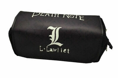 Anime Death Note L Pencil Case! Stationary Bag! High Quality UK Seller! • 9.99£