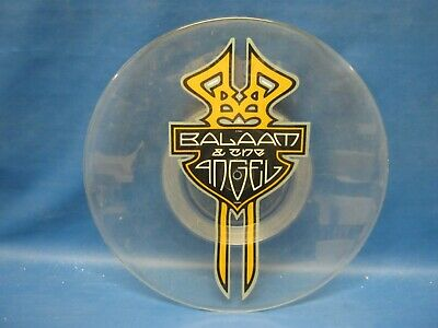 """RECORD 12"""" Clear Pic-Disc BALAAM & THE ANGELS I LOVE THE THINGS YOU DO TO ME 151 • 3.33£"""