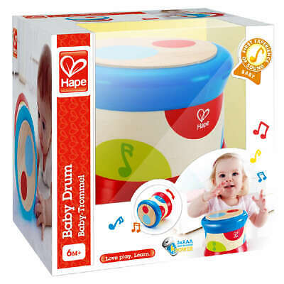 £22.99 • Buy Baby Drum: Watch Baby Develop Rhythmic Skills With This Toy-instrument