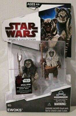 $ CDN82.50 • Buy Star Wars Legacy Collection EWOKS BD18 3.75 Inch Action Figure
