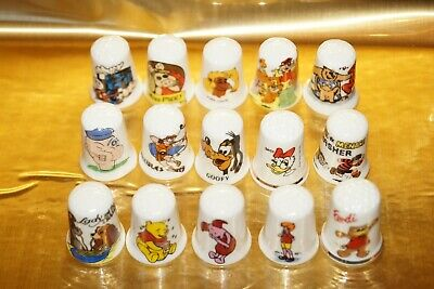 Thimble Set Collection - Fairy Tale Character • 24.90£