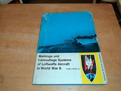 £14.99 • Buy @@@ Markings And Camouflage Systems Of Luftwaffe Aircraft In World War Ii Vgc @@