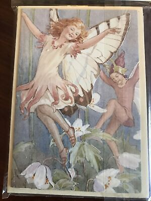 NEW  Past Times  8 Fairy Notecards By Margaret Tarrant BNIB. Post Free • 8£
