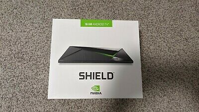 $ CDN170 • Buy Nvidia Shield TV Android 4K HDR Media Streamer 16GB W/ Game Controller