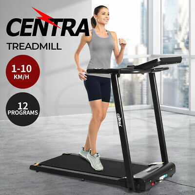 AU379.90 • Buy Electric Treadmill Home Gym Equipment Incline Running Exercise Fitness Machine