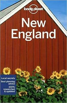 £7.99 • Buy Lonely Planet New England  #52267 U