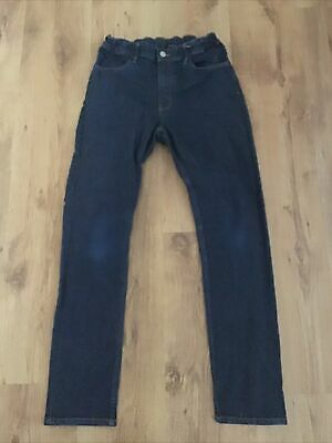H And M Junior Denim Skinny Fit Jeans Adjustable Waist Size 14 + Years  • 0.99£