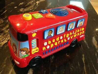 VTech Playtime Bus With Phonics, Numbers And Songs • 5£