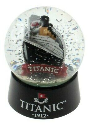 White Star Line Titanic 1912 Collector's Waterball • 14.99£