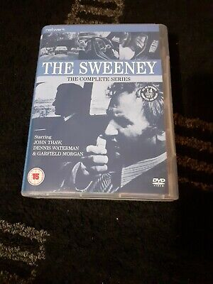 The Sweeney The Complete Series 14 Disc Set • 12£