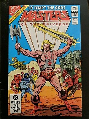 $25.95 • Buy Masters Of The Universe #1 (1982) - 9.2 NM- *To Tempt The Gods*