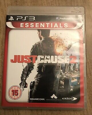 Just Cause 2 - Essentials - (Sony PlayStation 3, 2010) - Sealed • 3£