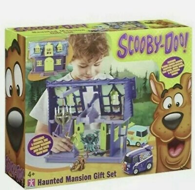 Scooby Doo Haunted Mansion Gift Set Full Brand New Playset • 49.99£