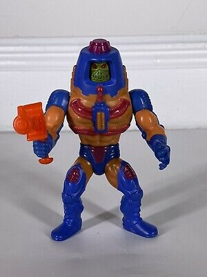 $30 • Buy Vintage 1982 He-Man MOTU Masters Of The Universe Man-E-Faces Figure Near Mint C9