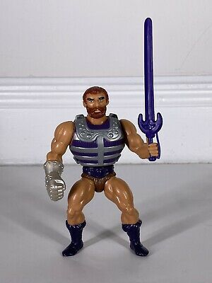 $30 • Buy Vintage 1983 He-Man MOTU Masters Of The Universe Fisto Near Mint C9