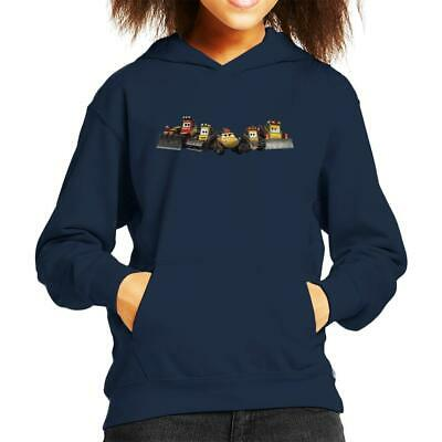 Disney Cars Construction Crew Kid's Hooded Sweatshirt • 22.95£