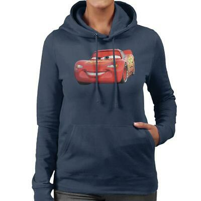 Disney Cars Lightning McQueen Smile Women's Hooded Sweatshirt • 24.95£