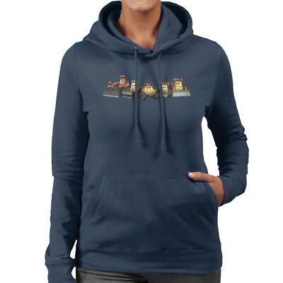 Disney Cars Construction Crew Women's Hooded Sweatshirt • 24.95£