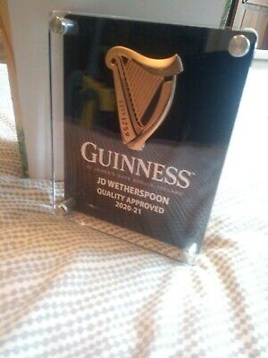 Guinness Wall Plaque • 26£