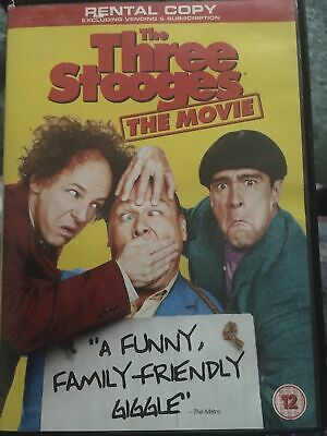 Dvd The Three Stooges The Movies. • 0.99£