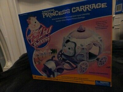 Zhuzhu Pet  Magical Princess Carriage, Excellent Condition,  Christmas Present • 1.99£