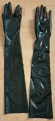 Honour Elbow Latex Gloves Size L VG+ Condition  • 20£