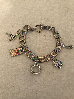 "Vintage Juicy Couture ""Music"" Charm Bracelet • 3.10£"