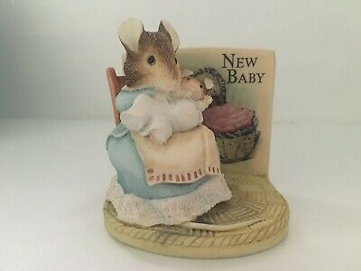 Border Fine Arts - Beatrix Potter - Tale Of Two Bad Mice NEW BABY - 269425 - Vgc • 12.99£