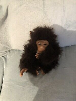 Vintage Real Friends Chimp Monkey To Reborn Or Fix • 10£