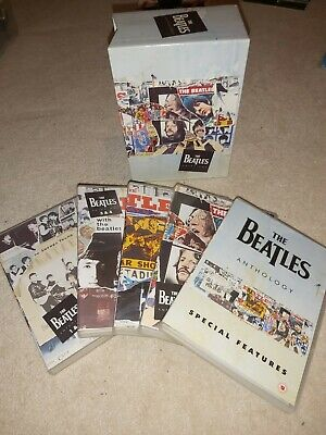The Beatles Anthology DVD Boxset • 29.99£