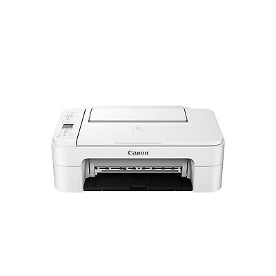View Details New Canon Pixma TS3322 Wireless All In One Printer Scanner Copier • 48.00$