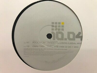 Various . 10.04 ( 10 Years Of Moving Shadow ) Ltd Edition . Moving Shadow Recs  • 12.95£