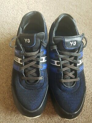 Mens Y3 Trainers Size 9 • 26£
