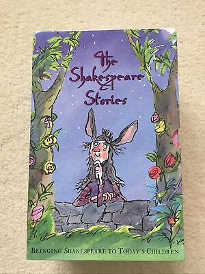 Orchard Books - The Shakespeare Stories (16 Stories) • 1.30£