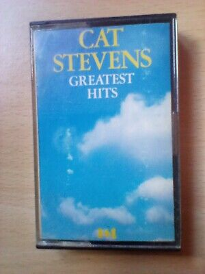 Cat Stevens Greatest Hits Cassette • 0.99£