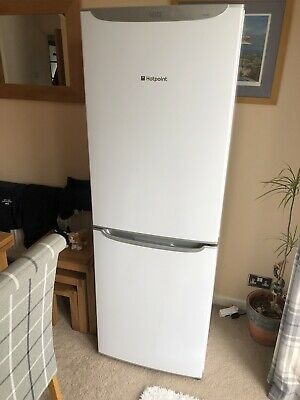 Hotpoint Fridge Freezer • 71£