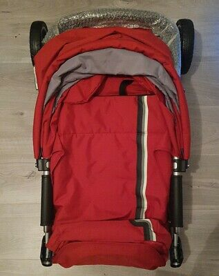 Cosatto Venture 3-Wheeler Pushchair - Colour: Sport Red - Incl. Raincover • 30£