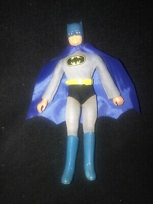 "Batman 1966 Tv Show Mego Vintage Batman Action Figure 8"" 1974 • 15£"