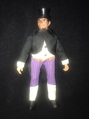 "Batman 1966 Tv Show Mego Vintage The Penguin Action Figure 8"" 1974 • 15£"