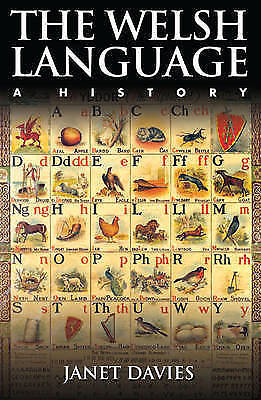 The Welsh Language: A History By Janet Davies (Paperback, 2014) • 9.58£